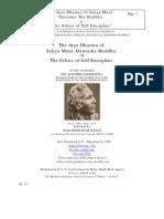 The Ethics of Self Discipline (PDF)