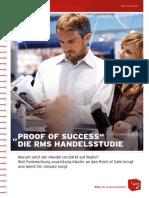 RMS Proof of Success Handelsstudie