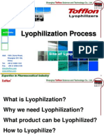 Lyo Process