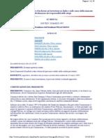 Materiali per lo studio dell'Operazione Cecchetti 12