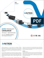 Avtron Full Catlog for CCTV Camera, DVR and Security Device
