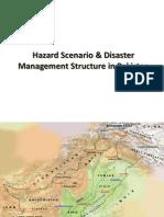 Hazard Scenerio & DRM System in Pakistan