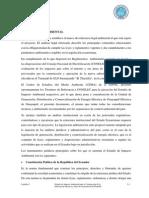 Estudio de Impacto Ambiental - Subestación Chorrillo - Capitulo 2