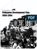 Medium-Term Philippine Development Plan 1999-2004