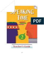 Speaking Time 2 TG