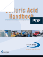 Acid H2SO4TechBrochure ( Good Tables )