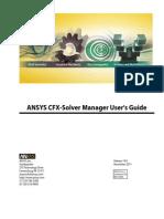 CFX Solver Guide