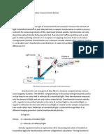 6.Density & Colour Measurement