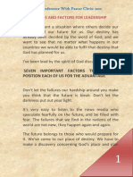 7 Principles of Leadership
