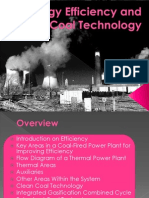 35 Energy Efficiency and Clean Coal Technology