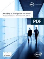 Bringing It All Together With Dell