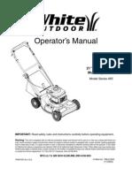769-01450 Great Outdoor Lawnmower
