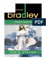 Marion Zimmer Bardley - Seria AVALON - (1994) Sanctuarul v1.0