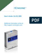 2010 Nextengine Desktop 3D Scanner HD Manual 1