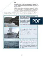 Beaufort Scale for Kayakers