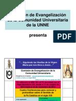 Comisión de Evang Com Univ- EL SIGNIFICADO DE LA NAVIDAD-28-11-2012-Presentación