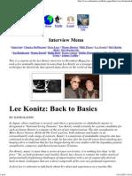 Lee Konitz 10-Step Method