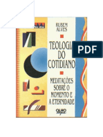 Rubem Alves - Teologia Do Cotidiano