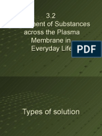 3.2 Movement of Substances Across the Plasma Membrane in Eve
