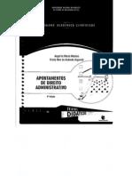 Apontamentos de Direito Administrativo - Angelita Maria Maders-1