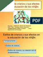 Estilos de Crianza2010