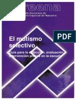 Guia Mutismo Selectivo.castellano
