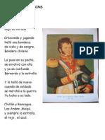 POESÍA  A BERNARDO O HIGGINS
