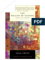 Economics - Adam Smith - The Wealth of Nations (Complete and Unabridged) - Mcgraw-Hill