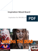 Inspiration Mood Boards
