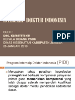 Program Internsip [Drg.kushayati KW]
