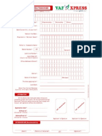 3.Area Franchisee Form