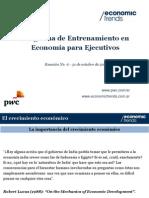 Economía para Ejecutivos M2 - Reunión 6