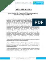 Carta_pela_água_PCJ_Rio+20