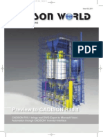 Cadison World 2011 Issue -1