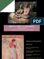 Etruscan Art From Cerveteri Tarquinia and Vulci