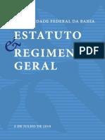 5. Estatuto e Regimento Da UFBA
