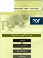 Pharma Sales Management