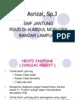 MATERI JANTUNG Dr. ASRIZAL .ppt