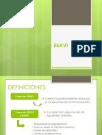 ESAVI_definiciones