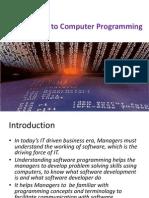 10. Programming