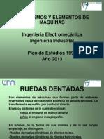 Ruedas Cilindricas Helicoidales