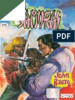 546 Samurai John Barry