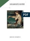 La Diosa de LaCola de Pez y Las Sirenas,