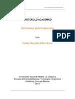 Protocolo Electric Electromag