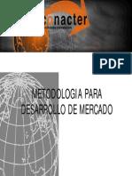 METODOLOGIA CONACTER