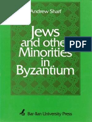 Jews in Byzantium | Falsifiability | Karl Popper