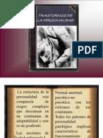 TrastornosP-Placer 67 Diapositivas