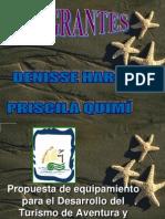 Desarrollo turistico Ancon