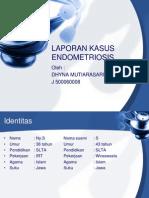 LAPORAN KASUS Endometriosis