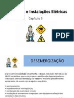 Segurança e Instalações Elétricas - CAPITULO 3